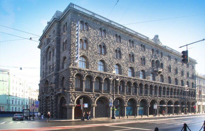 Банкирский дом Вавельберга внешний вид здания 2
