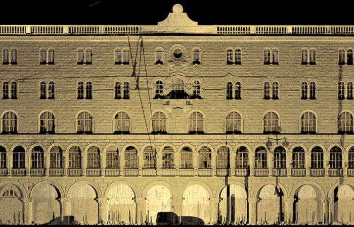 Банкирский дом Вавельберга Облако точек 3