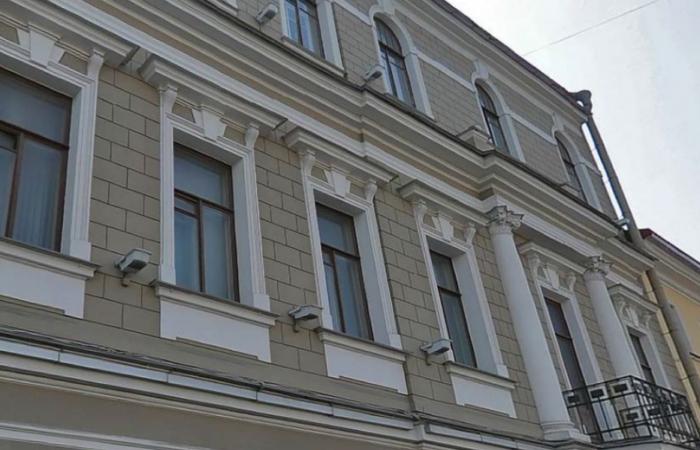 Дом Российско-Американской компании Общий вид здания 2