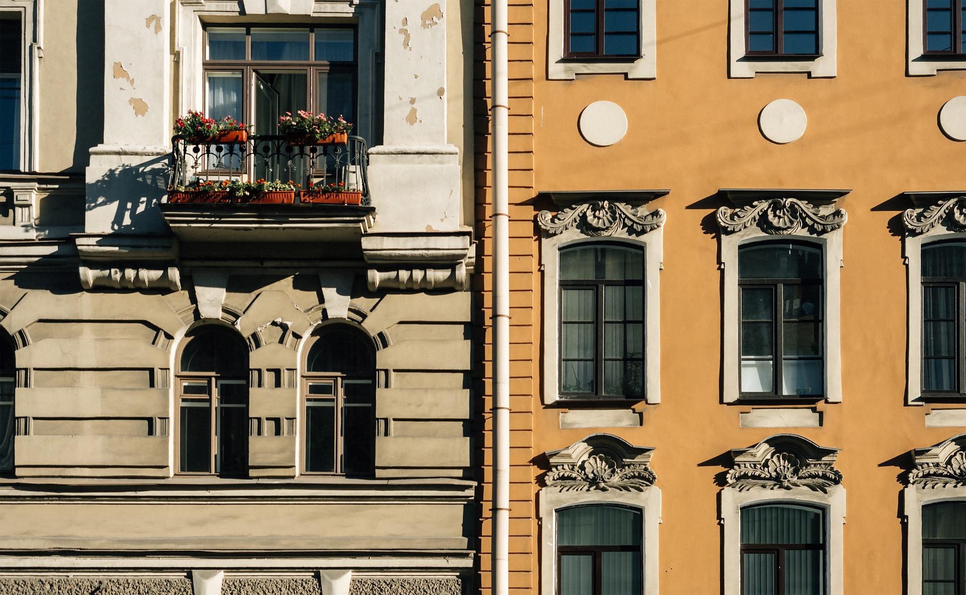 Дома в Санкт-Петербурге