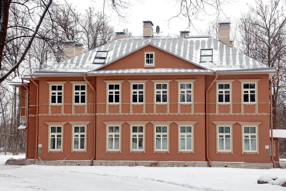 Дача Ростовцевой в Пушкине