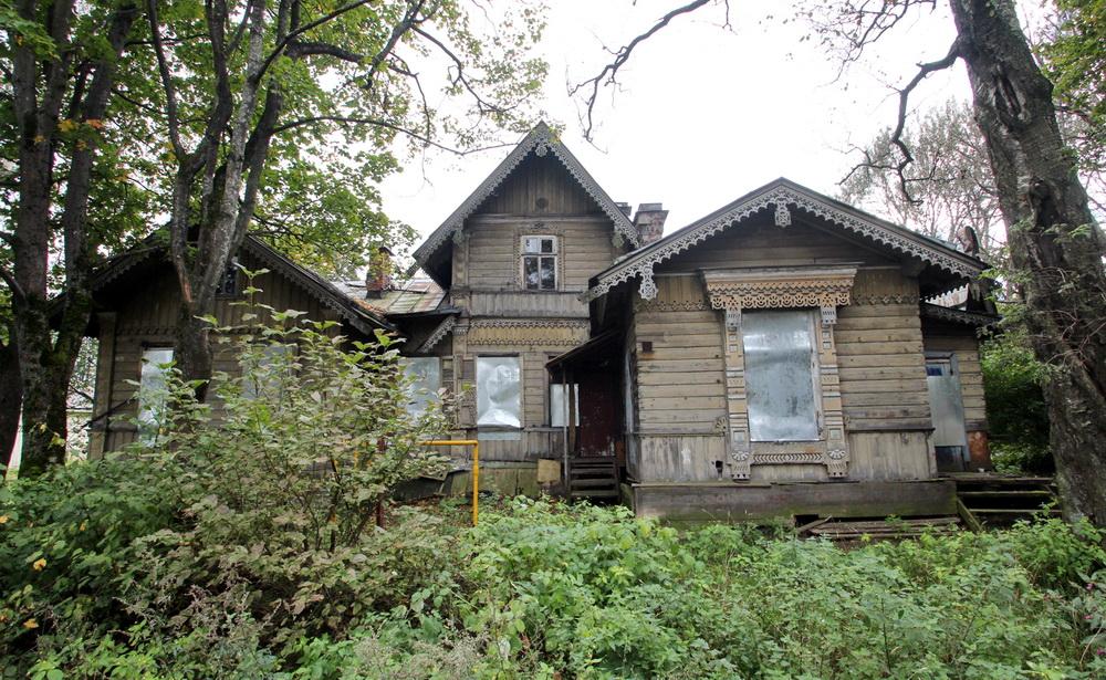 Дом Шапошниковой в Парголово