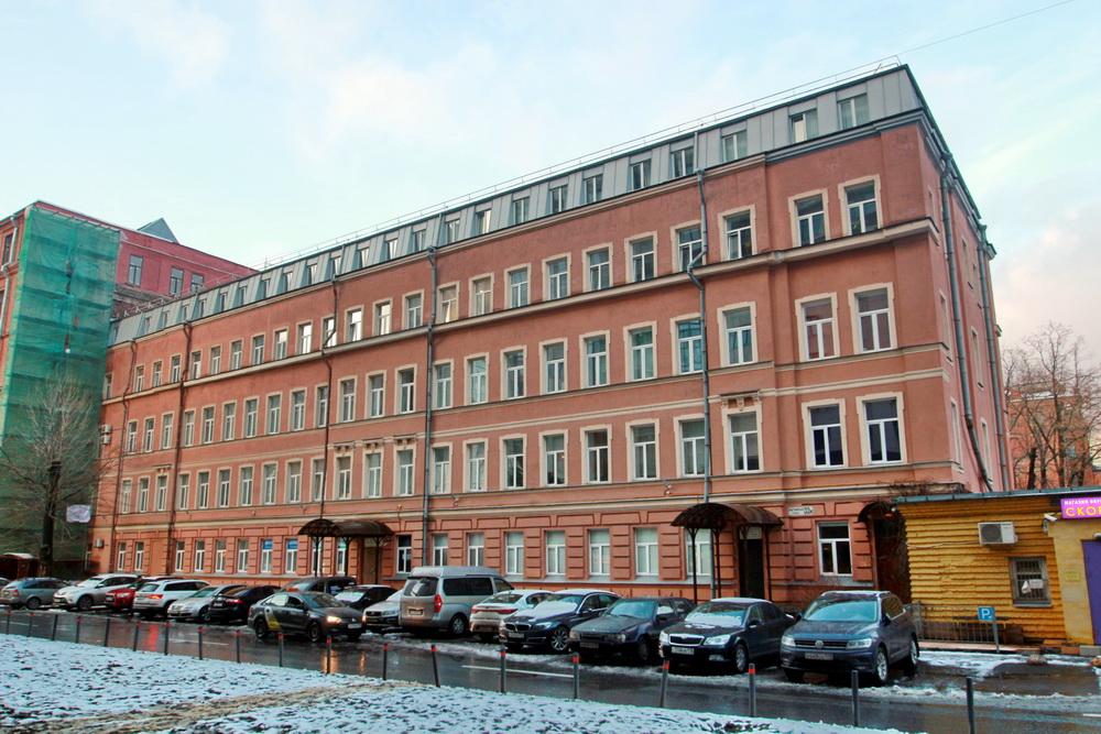 Заставская улица, 33, лит Ж